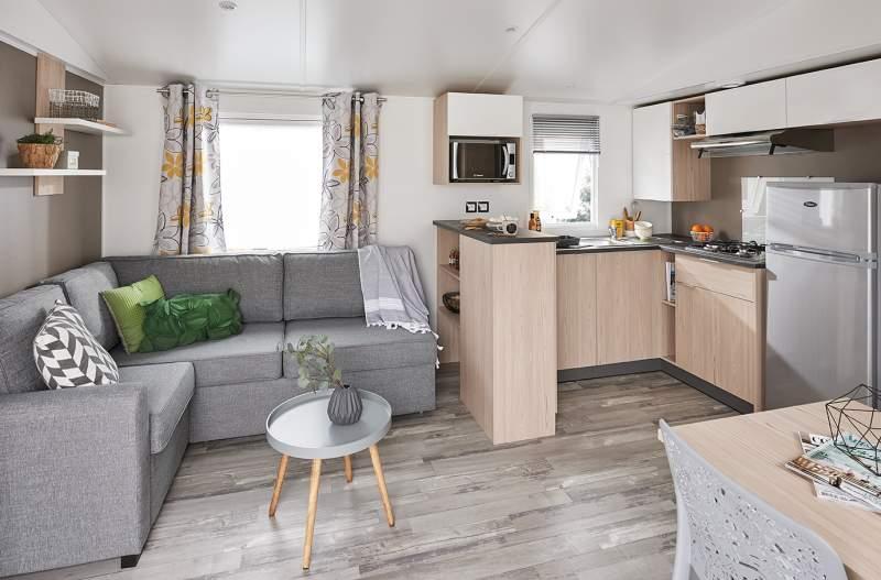 Mobile Home Rental Close To Saint Malo Mont Saint Michel